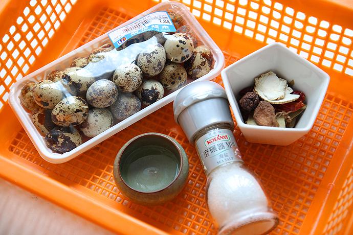 营养美味的卵中佳品鹌鹑蛋【五香鹌鹑蛋】