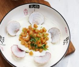 鲁菜中的传统名菜芙蓉干贝