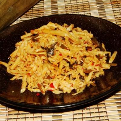 上海人喜食曹雪芹的鸡髓笋