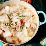 清燉牛腩蘿卜----吃不夠的家常美味