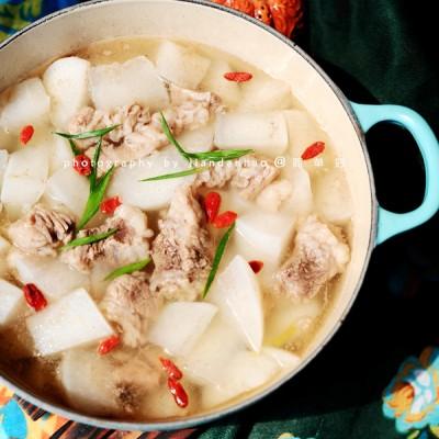 清炖牛腩萝卜----吃不够的家常美味