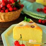 櫻桃季來了——不開裂不回縮的低脂酸奶櫻桃蛋糕