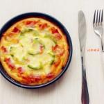 快手美味披萨——培根披萨