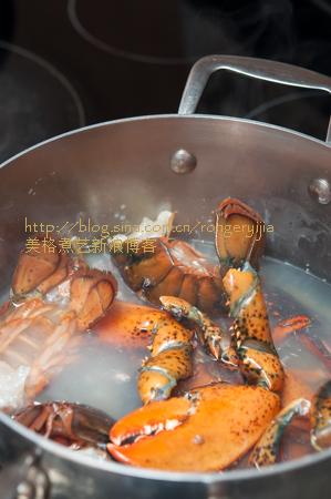 龙虾季节一虾两吃LobsterSalad