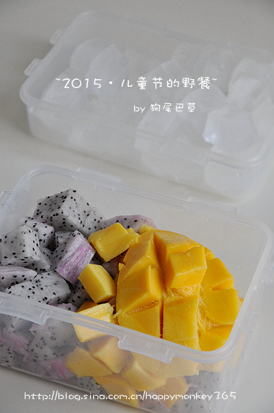 2015·儿童节的野餐