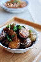 谈一场和小土豆的N角恋爱——香煎双味小土豆
