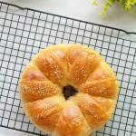 让面包如花朵般盛开—胡萝卜花朵面包