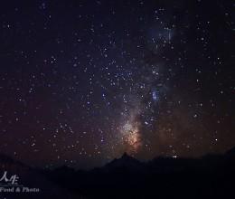 【行】那一夜的星空焰火——梅里朝圣之路(2)