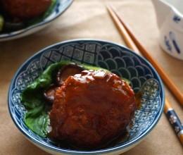 #美食感恩季#满满心意的米饭杀手【红烧狮子头】