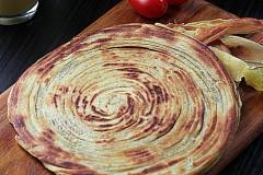 咖喱千层饼