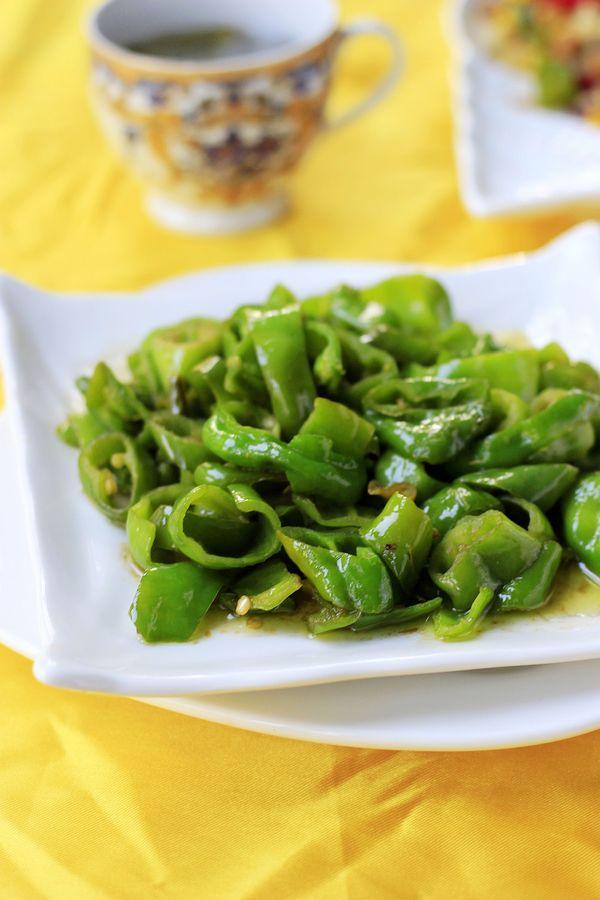 零厨艺也能做出的超级下饭菜——豉汁龙椒