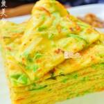 最简单最美味的夏日面食——老北京糊塌子