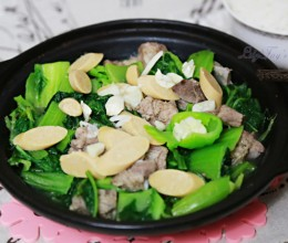 【食】咸骨芥菜煲:夏天也要开胃醒神