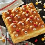 爆红网络的萌包——小熊挤挤面包