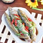 鲜香嫩滑的葱油华子鱼