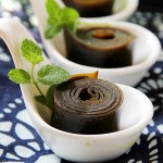 廚房菜鳥也可以做出的美味-----香鹵海帶