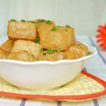 【豆泡酿双宝】做给父母的创意菜