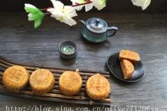 甜蜜的思念---莲蓉蛋黄月饼&莲蓉馅的做法