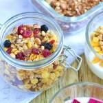早餐最佳伴侣——格兰诺拉麦片(禾然龙眼蜂蜜试用)