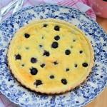 藍莓芝士塔