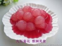 赏心悦目养生菜——胭脂冬瓜球