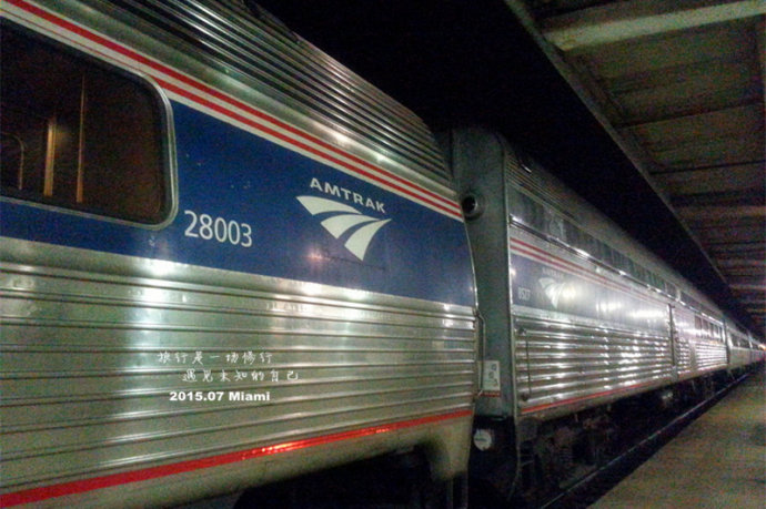 美国(十):火车旅行一日——体验火车餐厅的优雅