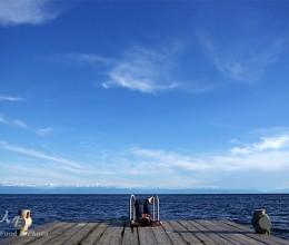 【行】去BolshieKoty发个呆吧——贝加尔湖畔(4)