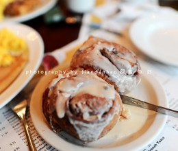 #寻味美国行#芝加哥最好吃的早餐AnnSather