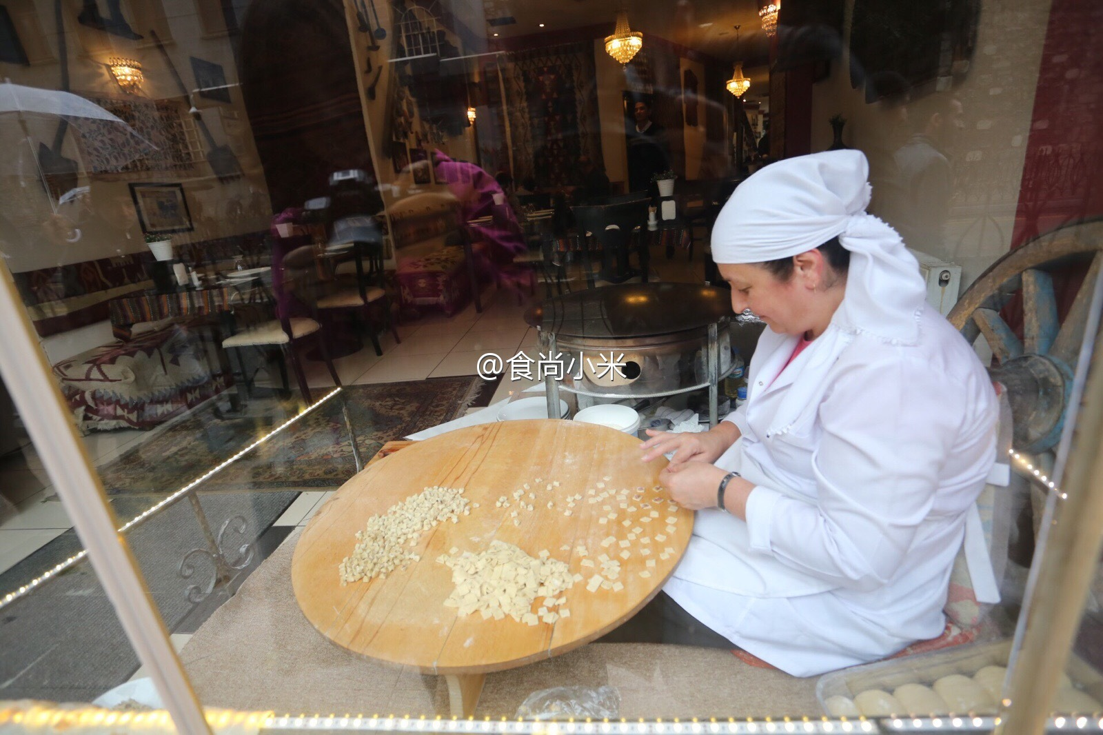 食尚小米土耳其干果美食之旅第四天伊斯坦布尔漫游日记