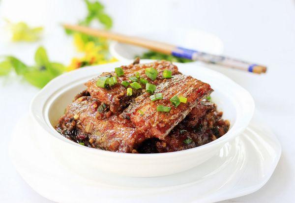 养血养胃的酱烧带鱼