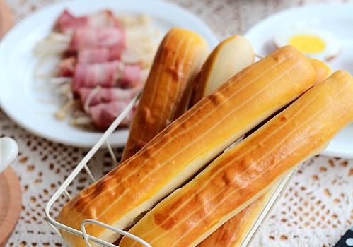 杉木棍子面包