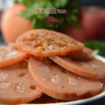 开胃江南小食桂花糖藕