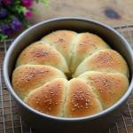 手把手教你做面包——基础圆面包