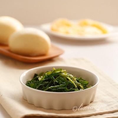 满口生香的轻渍小咸菜