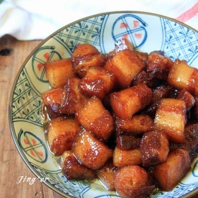 吃肉季不可错过的-----山楂红烧肉