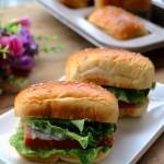 能量滿滿的快手早餐——迷你香腸漢堡