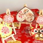 糖霜饼干新年祝福(新年款)