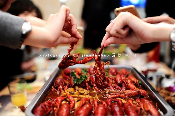 换着花样也吃不够的麻辣小龙虾