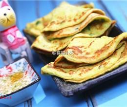 老北京怀旧小吃——必须蘸着蒜汁吃的糊塌子