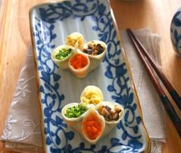 冬至来吃热腾腾的【四喜蒸饺】——图文详解,一看就会