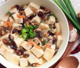 教你做一道地道的闽清蚵豆腐