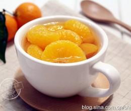 【桔子糖水】在干燥的冬季喝美味又下火