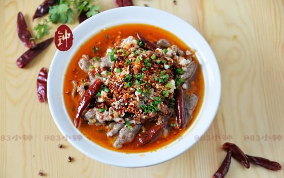 12图详解好吃的【水煮牛肉】做法