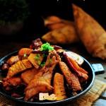 #八珍盛宴#鲜香嫩滑的酒糟冬笋鸡——过年吃鸡吉祥如意