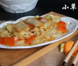 #八珍盛宴#醋熘白菜