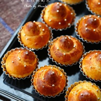 法式甜点中的百变小天后:布里欧修面包