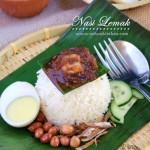 南洋风味--椰浆饭(NasiLemak)