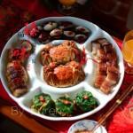 #八珍盛宴#——年菜重头戏【五福临门团圆盘】