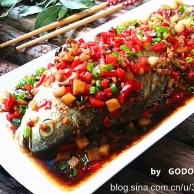 黄鱼怎么做好吃-干烧黄鱼