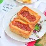 #八珍盛宴#酸甜开胃的山楂蛋糕